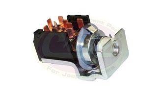 Headlamp Switch (56009869AB / JM-00255 / Crown Automotive)