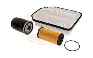 Master Filter Kit (MFK1 / JM-00861 / Crown Automotive)