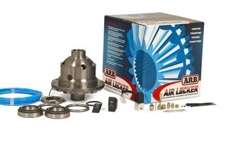 ARB Air Locker, Dana 30, 27 Spline 3.54 & Lower Gear Ratio (RD101 / JM-02038 / ARB)