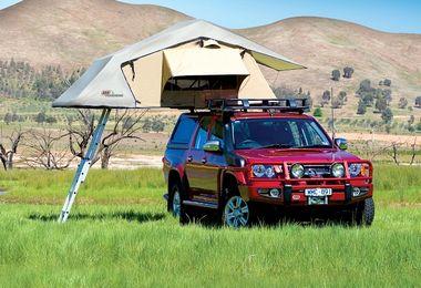 Roof Tent & Ladder, ARB Simpson 3 (ARB3101 / JM-02150 / ARB)