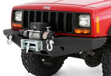 Front Recovery Bumper, XRC, Cherokee (76810 / JM-02570 / Smittybilt)