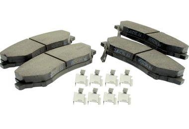 Brake Pad Set (Front), JK, KK (J5BM47589 / 68003701 / JM-04045 / Mopar)