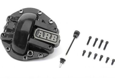 Dana 44 Diff Guard Cover, Black (750003B / JM-02140 / ARB)
