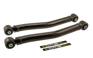 Rear Lower Adjustable Control Arms, JK (LCAJKRR / JM-04155 / Old Man Emu)