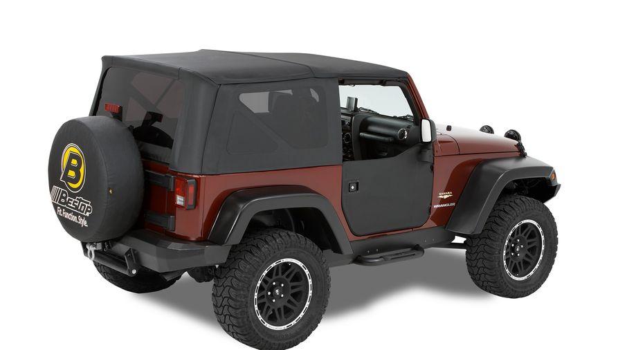 Half Door Soft Front Jk 53040 35 Jeepey Jeep Parts