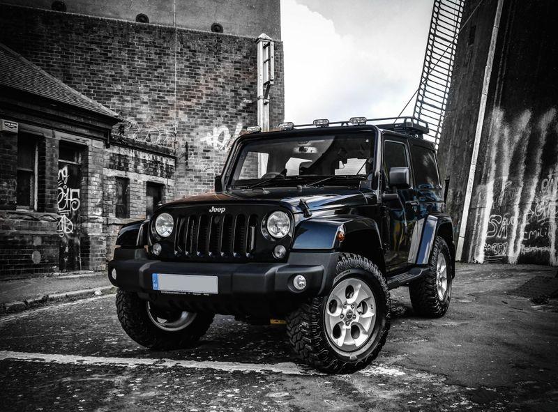 STORM-5, 2015 Jeep Wrangler Overland 2 Door 2.8 CRD