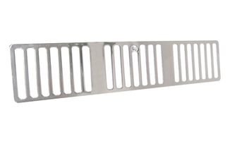 Hood Vent Cover (Stainless) (RT34060 / JM-03657 / RT Off-Road)