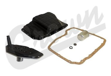 Transmission Oil Pan Kit (68065923K / JM-05549 / Crown Automotive)