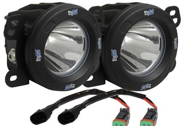 Factory Fog Light Upgrade, JK 07-09 (XIL-OE0709JKV2OPR / JM-01886 / Vision X lighting)