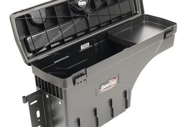 Armis Swing Case Storage, Left Side, JT (13550.28 / JM-05585 / Rugged Ridge)