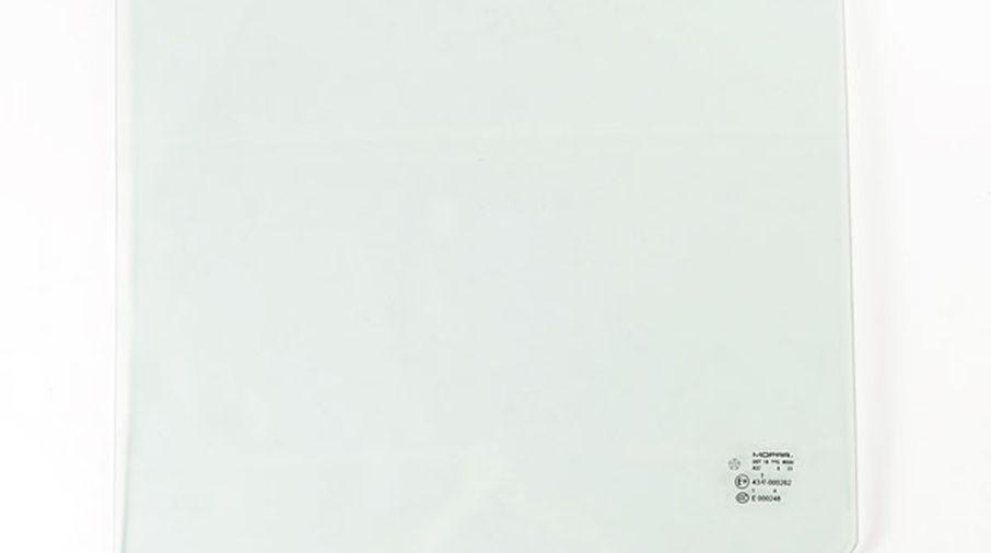 Window Glass, Rear LH; 07-18 Wrangler JKU (12299.04 / JM-02674 / Omix-ADA)