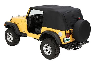 Emergency Top, Wrangler TJ (56812-01 / JM-04421 / Bestop)