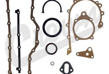 Gasket Set (Lower) 2.5 (83504647 / JM-05580 / Crown Automotive)