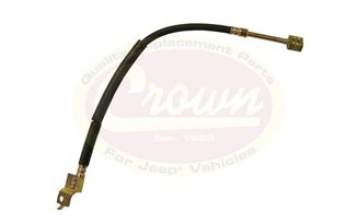 Front Brake Hose (Right) YJ 87-89 (52002848 / JM-01500 / Crown Automotive)