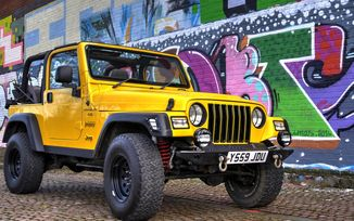 SOLD - Jeep Wrangler 4.0L Sport 2001 (Y559 JDU)