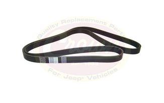 Serpentine Belt (53010257 / JM-03124BB / Crown Automotive)