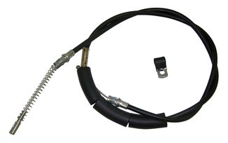 Brake Cable, Right, Rear (RT31021 / JM-05302 / Crown Automotive)