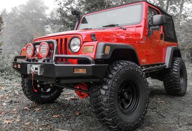 ARB Package, Jeep Wrangler TJ (JM-02990 / ARB)
