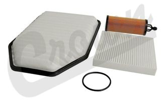 JK 3.6 Master Filter Kit (MFK24 / JM-05528 / Crown Automotive)