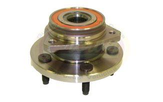 Front Hub & Bearing Assy, WJ (52098679AD / JM-00332 / Crown Automotive)