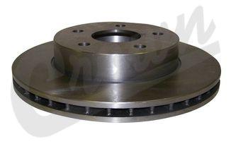 Brake Rotor (Front) (52098672 / JM-03287 / Crown Automotive)