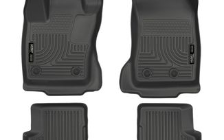 Molded Rubber Floor Trays (99081 / 1566.73 / JM-00460 / Husky Liners)
