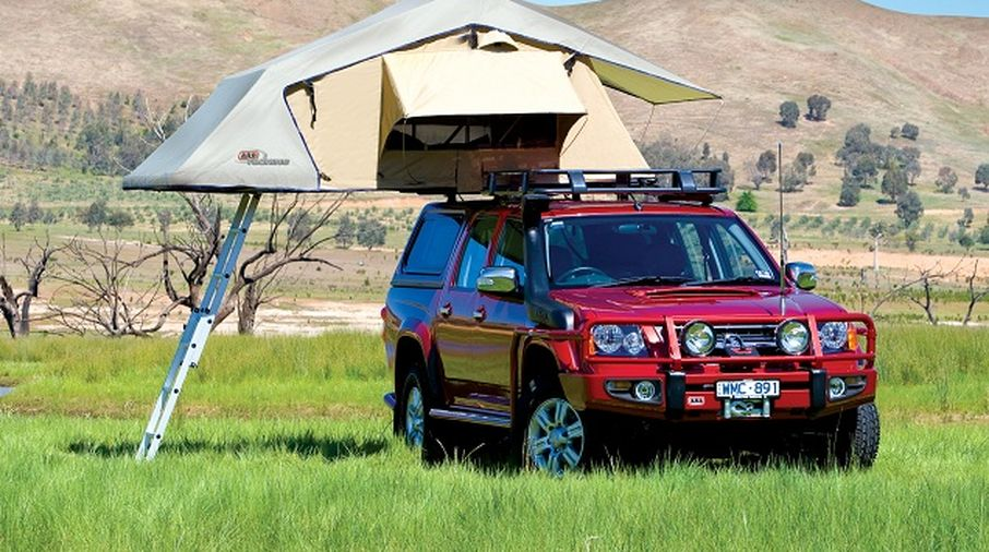 Roof Tent Amp Ladder Arb Simpson 3 Arb3101 Jeepey