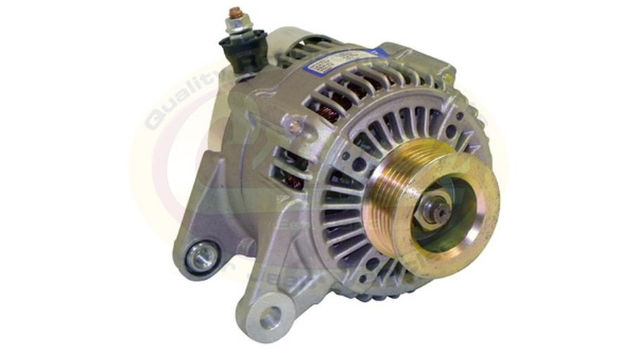 Alternator (01-06 TJ 4.0L) (56041864AB / JM-00349SF/OS / Crown Automotive)