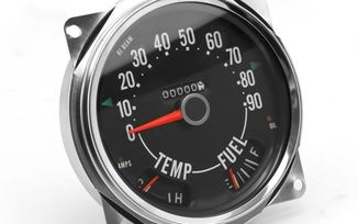 Speedometer Assembly MPG, CJ (914845 / JM-05099 / Omix-ADA)
