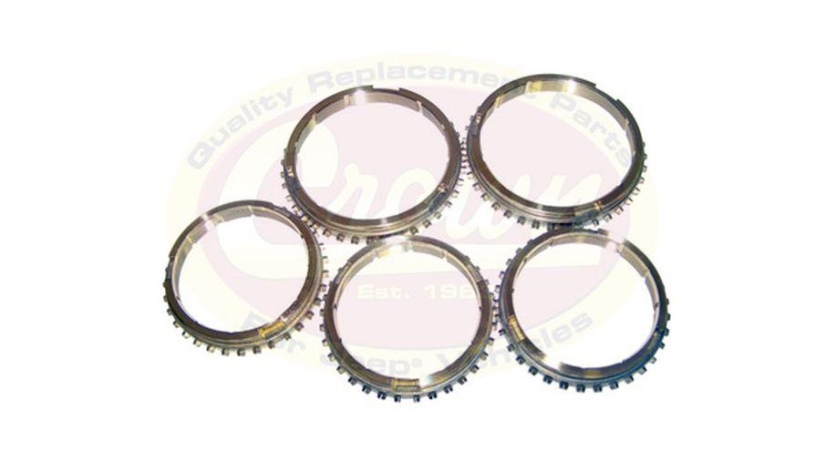 Synchronizer Blocking Ring Repair Kit Srk Ax5 Jeepey Jeep