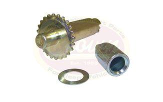 """Rear Brake Adjuster Kit (Left 10"""" Drum) (52001215 / JM-02121 / Crown Automotive)"""