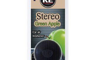 STEREO GREEN APPLE (V152K2 / JM-05243 / Crown Automotive)