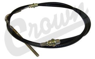 Parking Brake Cable (Front) (J0999978 / JM-04978 / Crown Automotive)