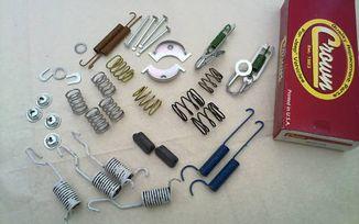 Rear Brake Small Parts Kit (4636779 / JM-00010 / Crown Automotive)