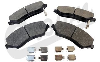 Brake Pad Set (Front) JK, KK (68003701AA / JM-00379 / Crown Automotive)