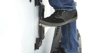Door Step, JK (SB7630 / JM-04464 / Smittybilt)