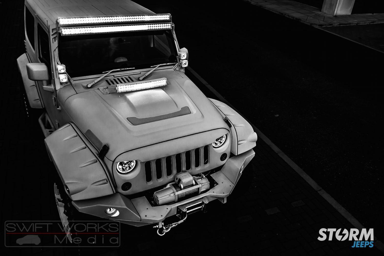 Storm 11 2015 Jeep Wrangler Rubicon 2 Door 3 6l V6
