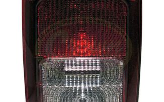 Tail Lamp (Left) (55078147AC / JM-01801 / Crown Automotive)