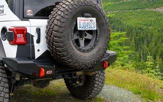 Rear Bumper, ARB, JL (5650380 / JM-05604 / ARB)