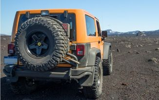 Rear Bumper, AEV (10305010AB / JM-02777 / AEV)