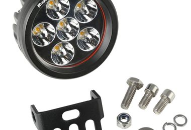 "3.5""Round LED Driving Light (15209.01 / JM-04295 / Rugged Ridge)"