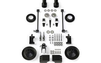 "2.5"" Performance Spacer Lift Kit & Shock Extensions, JK (1355210 / JM-05329 / TeraFlex)"