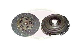 Clutch Disc & Cover Set (68044869AA / JM-00265 / Crown Automotive)