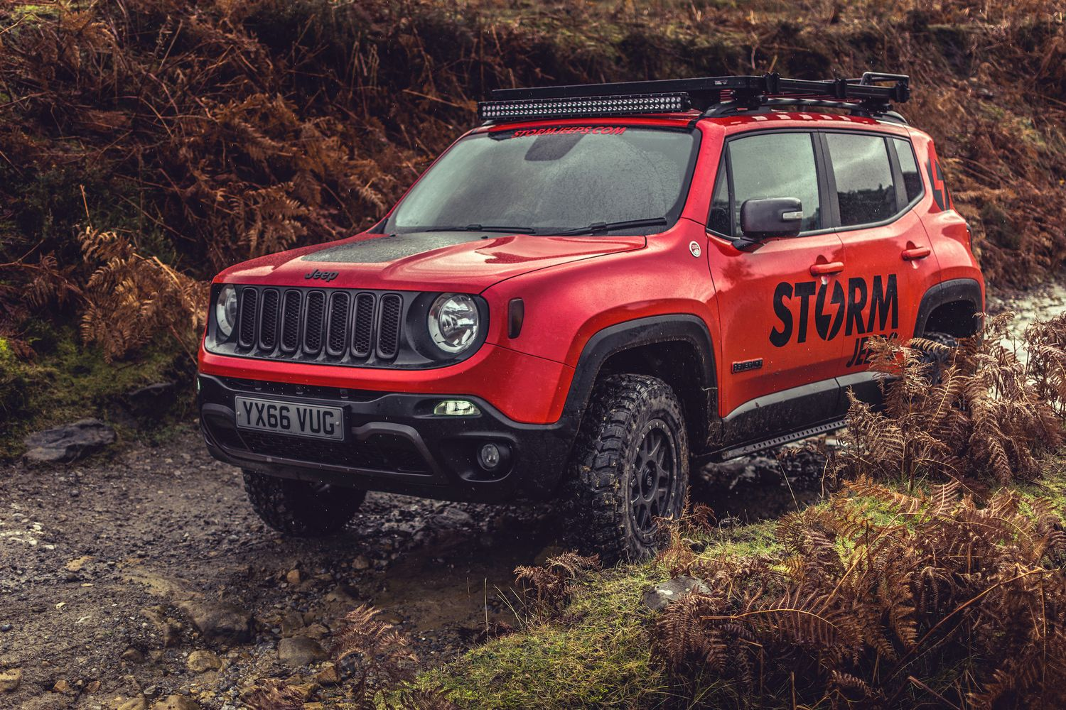 Storm 14 2016 Jeep Renegade Trailhawk also This 700hp Jeep Wrangler Pickup Is What Dreams Are Made Of together with Stock Photo April 1 2016 Custom Jeep Wrangler With Custom Doors And Leather Interior 101602952 besides 6326708954 in addition 339881103108497373. on lifted 4x4 jeeps