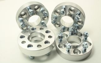Wheel Spacer Kit, 30mm Renegade (TF3007 / JM-04382 / Terrafirma)
