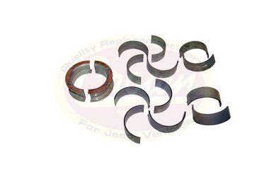 Crankshaft Main Bearing Set, 4.0L & 4.2L (8133252K6 / JM-01244 / Crown Automotive)