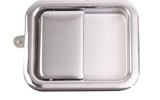 Paddle Door Handle, Chrome (RH) (11812.04 / JM-03821 / Omix-ADA)