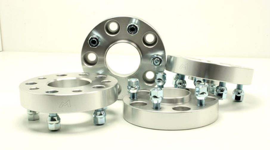 "Wheel Spacer Kit, 30mm 5 x 5"" (TF3004 / JM-04449 / Terrafirma)"