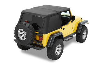 Trektop NX Soft Top, Black Diamond, TJ (56820-35 / JM-03982 / Bestop)