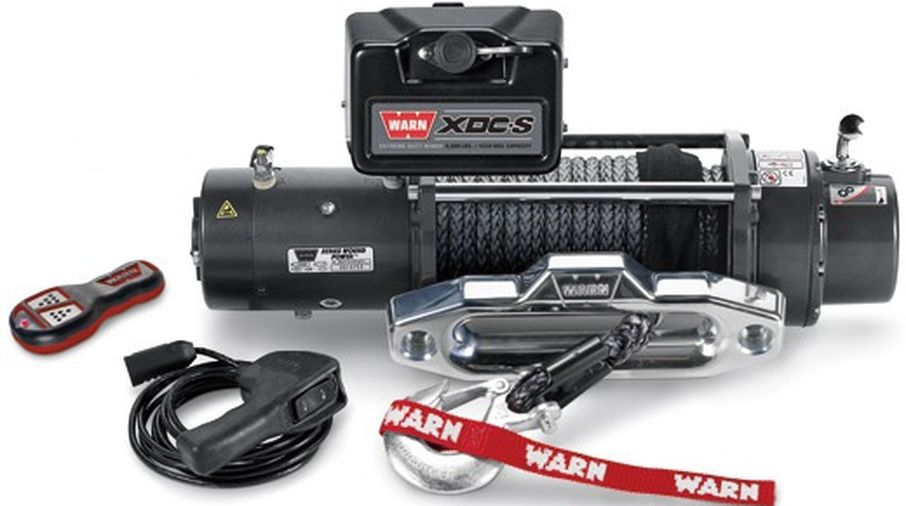WARN XDC Winch With Synthetic Rope (88750 / JM-02145 / Warn)